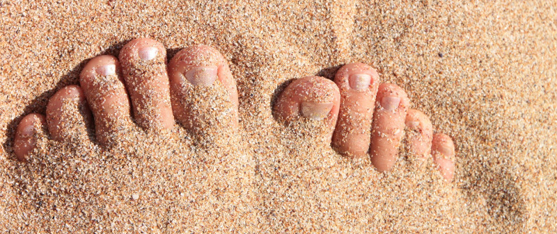 Think you have embarrassing feet? Don't Be Embarrassed By Your Feet!
