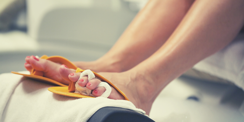 What to know if you have never had a pedicure