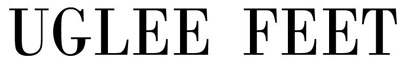 Uglee Feet Logo